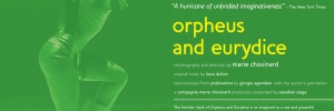 Canadian Stage 11.12 Brochure, Orpheus and Eurydice